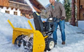 Выбор снегоуборочной машины