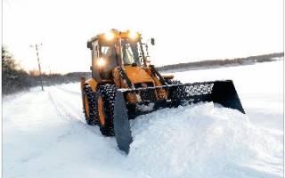 Как проводится уборка и вывоз снега и какая техника для этого нужна