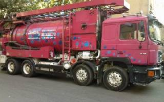 Каналопромывочные машины — эффективная коммунальная техника