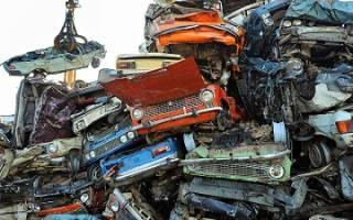Где утилизировать автомобиль? программа обновления парка авто, решение для сохранения экологии