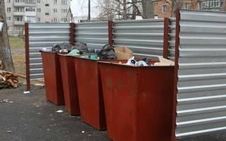Как осуществляется сбор и вывоз мусора