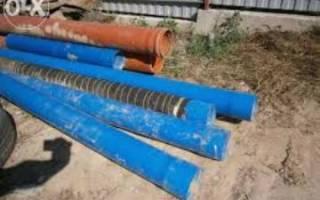 Как вытащить пластиковую или металлическую трубу из скважины — правильная технология