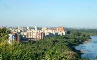 Улучшение экологии уфы — причина выбора города для проживания