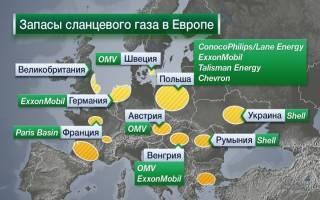 Как добывают сланцевый газ, какие страны участвуют в разработке и экологические последствия добычи