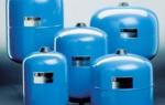 Расширительный бак для систем водоснабжения: виды, монтаж и настройка