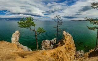 Где находится озеро байкал и какие параметры имеет самое глубокое озеро в мире