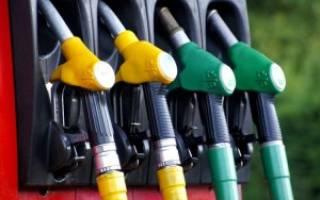 Нормы расхода топлива на 2016 год. минтранс рф, последняя редакция