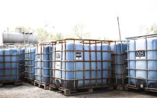 Последовательность утилизации кислот и способы их уничтожения