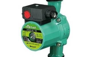 Насосы повышения давления воды — особенности работы, обзор моделей, установка