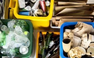 Классы опасности твердых бытовых отходов, утилизация тбо в рф