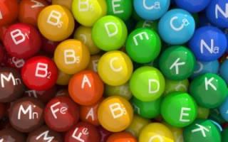 Авитаминоз — необходимые витамины для кур