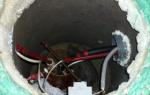 Водозаборная скважина и её утепление на зиму