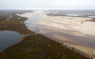 Юрхаровское — крупнейшее нефтегазовое месторождение на арктическом шельфе россии