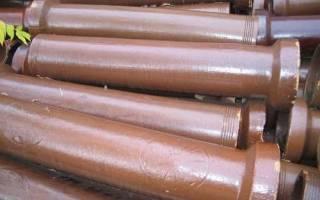 Технология прокладки канализационных труб в земле