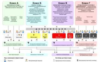 Медицинские отходы классификация по санпин и структура по степени опасности