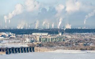 Тольятти — экология крупного индустриального города