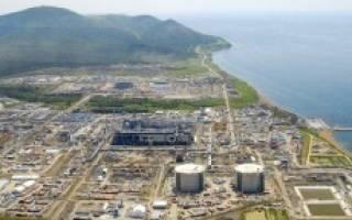 Нефть на сахалине — российский проект «сахалин-2»