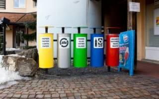 Как перерабатывают мусор в россии и в мире