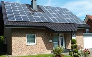 Солнечные батареи для отопления дома — будьте автономны!